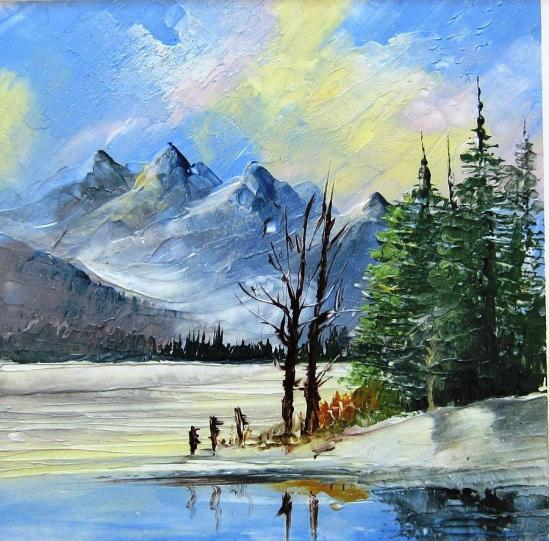 1130b-mountain-lake-scene-wilma-manhardt