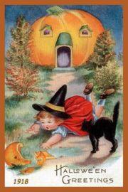 16f41b1978a3d15f92940e6443c451eb--vintage-halloween-cards-retro-halloween