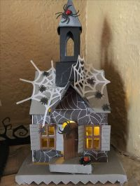 294593a5db66aaa8db4b6f1d6baf425e--halloween-village-haunted-halloween