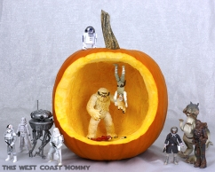 Hoth-in-a-pumpkin