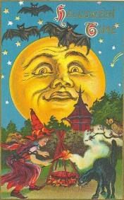 Vintage Halloween Postcards (13)