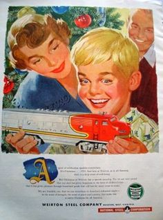 813a0936e0a74df7cce179b61700da48--christmas-ad-christmas-train