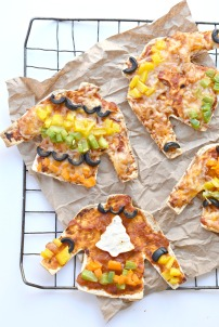 Throw-an-Ugly-Sweater-Pizza-Party-this-Christmas-using-FlatOuts-artisan-pizza-crusts-and-a-sweater-cookie-cutter