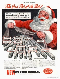 Vintage Christmas Advertisements from the 1940s (37)