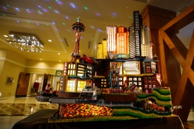 Sheraton Gingerbread Village