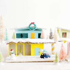 diy-mid-century-christms-putz-houses-6