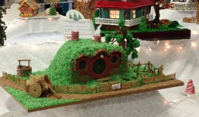 shire-gingerbread-house