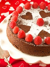 9-valentines-day-dessert-flourless-chocolate-cake-3