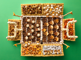 superbowl-snacks-seattle-seahawks-seattle-grunge-chex-mix