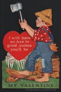 valentine ax valentine