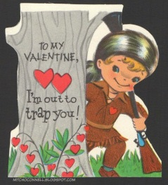 valentine stalking