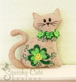 St.-Patricks-Day-Decorations-Felt-St.-Patricks-Day-Cat-Plushie