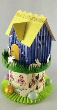 Blue-corrugate-TH-bunny-easter-house