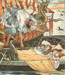 220px-Princess_Belle-Etoile_2_-_illustration_by_Walter_Crane_-_Project_Gutenberg_eText_18344