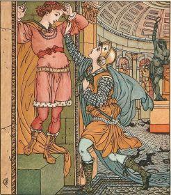 800px-Princess_Belle-Etoile_-_illustration_by_Walter_Crane_-_Project_Gutenberg_eText_18344