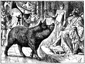 the-enchanted-pig-andrew-lang-illustration-by-hj-ford-e1476987908433