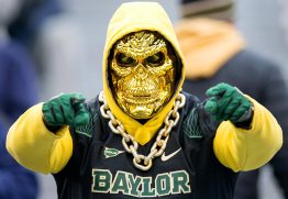 NCAA FOOTBALL: DEC 03 Baylor at West Virginia