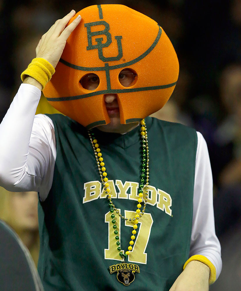 Texas Tech Baylor Basketball