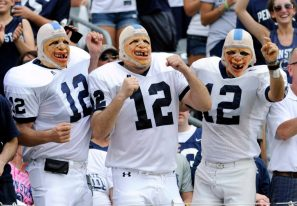 Penn State Syracuse Football