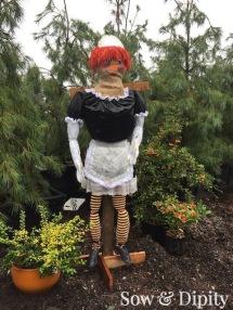 Maid-Scarecrow