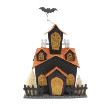 11.25_-LED-Lighted-Glitter-Drenched-Halloween-Haunted-House-Table-Decoration