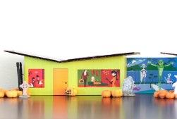 mid-mod-diy-halloween-putz-houses-featuring-shag
