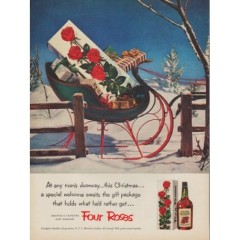 1952-four-roses-whiskey-ad-any-man-s-doorway