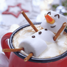 christmas-snowman-marshmallows