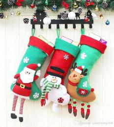 new-high-quality-large-stocking-cartoon-decorations-snowman-moose-beer-gift-christmas-head