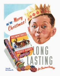Vintage Christmas Advertisements from the 1940s (2)