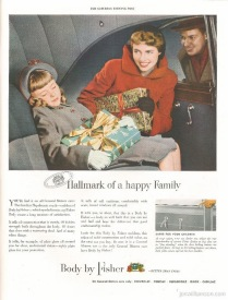 Vintage Christmas Advertisements from the 1940s (23)