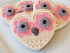 owl-valentine-cookies
