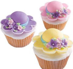 Click-Pic-for-25-Easter-Cupcakes-Easter-Bonnets-xyx