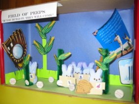 Field of Peeps STAFF ENTRY